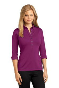 OGIO Ladies Gauge Polo Custom Embroidered LOG122 Berry Burst