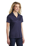 Sport Tek Ladies Polo Navy Custom Embroidered LST550