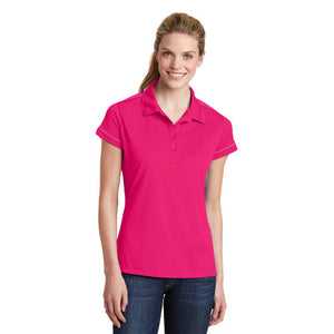 Deer Creek - Sport-Tek® Ladies Contrast Stitch Micropique Sport-Wick® Custom Polo (LST659)