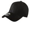 New Era Custom Embroidered Black Hat NE1000