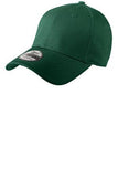 New Era Custom Embroidered Dark Green Hat NE1000