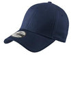 New Era Custom Embroidered Navy Hat NE1000