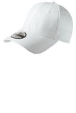 New Era Custom Embroidered White Hat NE1000