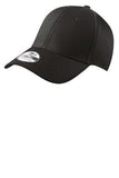 Custom Black Stretch Back Hat Embroidered New Era NE1020