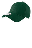 Dark Green Custom Embroidered Stretch Back Hat New Era NE1020
