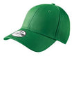Light Green Embroidered Stretch Back Hat Custom New Era NE1020