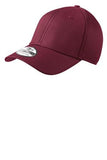 Maroon Embroidered Stretch Back Hat Custom NE1020 New Era