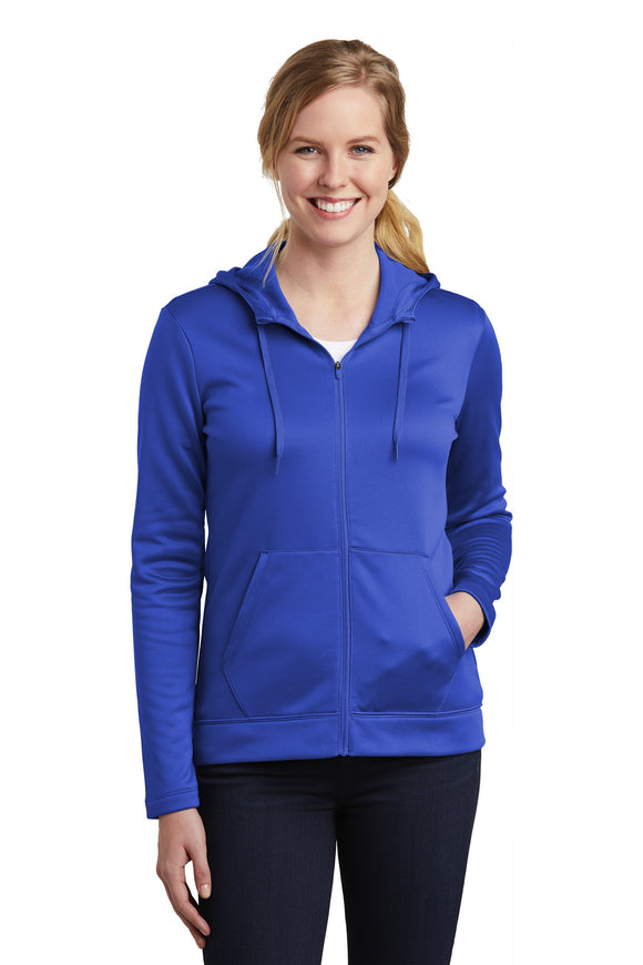 NKAH6264 Minturn Nike Ladies Therma-FIT Full-Zip Fleece Hoodie