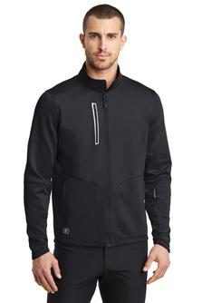 Becker Rd OGIO Endurance Fulcrum Full Zip Custom Embroidered OE700 Black