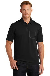 OGIO Fuse Polo Custom Embroidered OG131 Blacktop