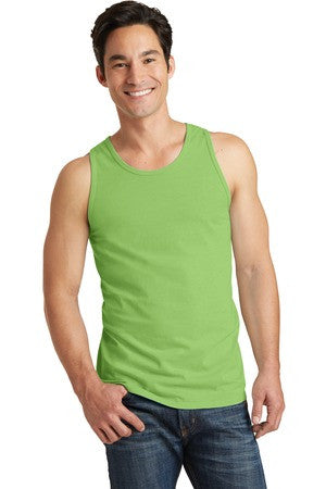 Limeade men's custom tank top