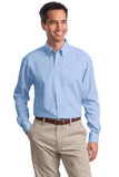 Port Authority® Long Sleeve Value Poplin Shirt (S632)