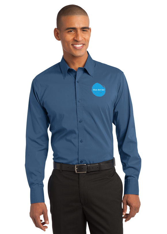 Whippersnapper - Port Authority® Stretch Poplin Shirt (S646)