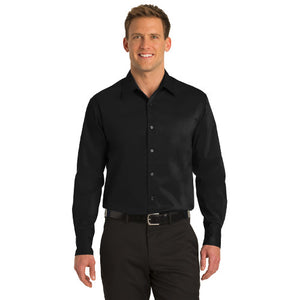 Parkhill Dr. Port Authority® Stretch Poplin Shirt S646