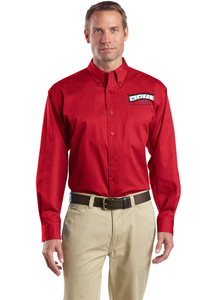 Indian Creek - CornerStone® - Long Sleeve SuperPro™ Twill Shirt (SP17)