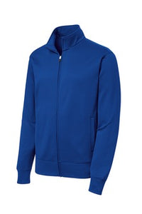 Riva Ridge- Sport-Tek® Sport-Wick®  Men's Fleece Full-Zip Jacket (ST241)