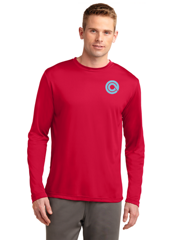 Crooked Creek - Sport-Tek® Tall Long Sleeve PosiCharge™ Competitor™ Tee (ST350LS)