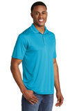 Sport Tek Competitor Polo Custom Embroidered ST550 Turquoise