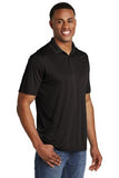 Sport Tek Competitor Polo Custom Embroidered ST550 Black