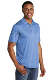 Sport Tek Competitor Polo Custom Embroidered ST550 Carolina Blue