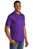Sport Tek Competitor Polo Custom Embroidered ST550 Purple