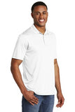 Sport Tek Competitor Polo Custom Embroidered ST550 White