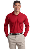 True Red Sport Tek Custom Polo shirt ST657