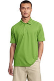 Sport Tek Polo Green Oasis Custom Embroidered ST659