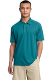 Sport Tek Polo Tropical blue Custom Embroidered ST659