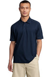 Sport Tek Polo True Navy Custom Embroidered ST659
