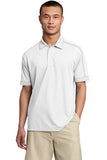 Sport Tek Polo White Custom Embroidered ST659