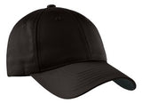 Custom Embroidered Black Hat Sport-Tek STC10
