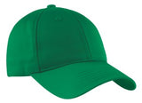 Custom Embroidered Green Hat Sport-Tek STC10