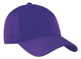 Custom Embroidered Purple Hat Sport-Tek STC10
