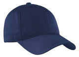 Custom Embroidered Navy Hat Sport-Tek STC10