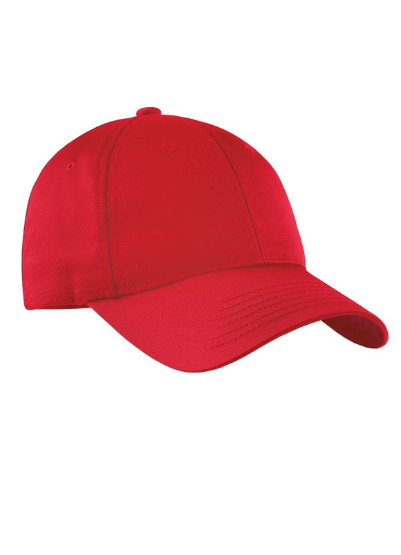Custom Embroidered Red Hat Sport-Tek STC10
