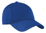 Custom Embroidered Blue Hat Sport-Tek STC10