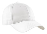 Custom Embroidered White Hat Sport-Tek STC10