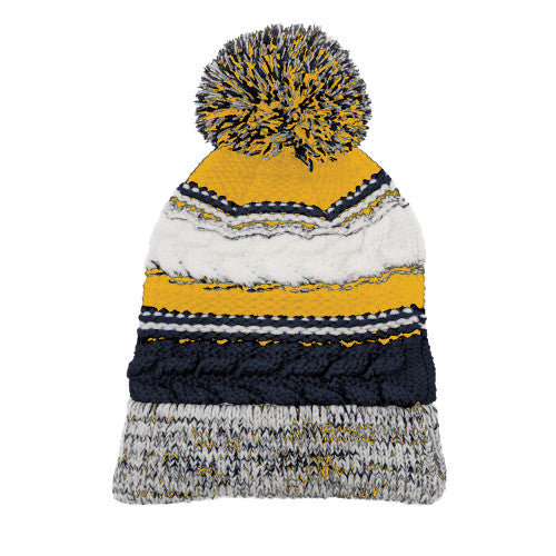 715fc92d899 Embroidered Vintage Striped Beanie - Rambo - District® – Johnny Battle