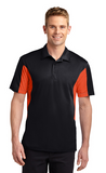 Raglan Pl. Sport-Tek® Tall Side Blocked Micropique Sport-Wick® Polo TST655