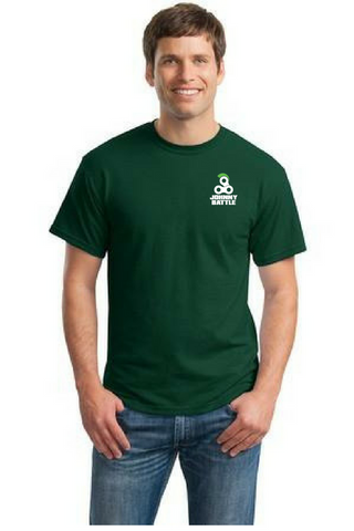 Sourdough - Gildan® - DryBlend® 50 Cotton/50 Poly Embroidered T-Shirt (8000)