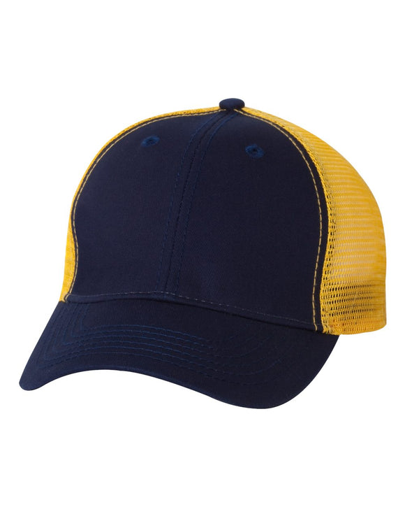 The Duke, Team Sportsman - Washed Trucker Cap - (AH80)