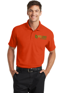 Port Authority Polo Custom Embroidered K572 Orange