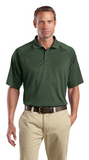CornerStone Tall Snag Proof Tactical Polo Custom Embroidered TLCS410 Dark Green