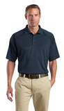 CornerStone Tall Snag Proof Tactical Polo Custom Embroidered TLCS410 Dark Navy