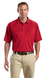 CornerStone Tall Snag Proof Tactical Polo Custom Embroidered TLCS410 Red