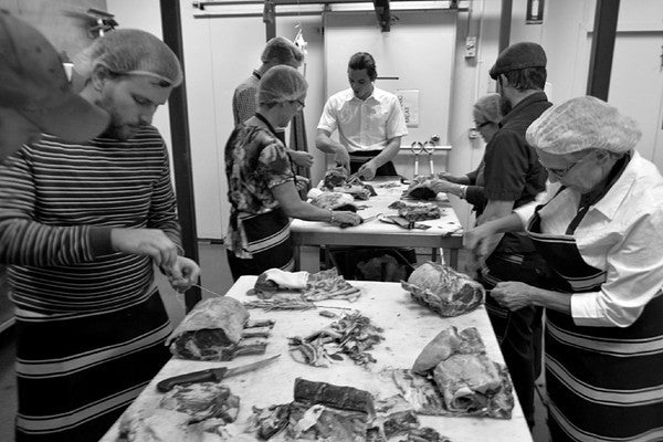 BUTCHERY CLASSES NOW AVAILABLE
