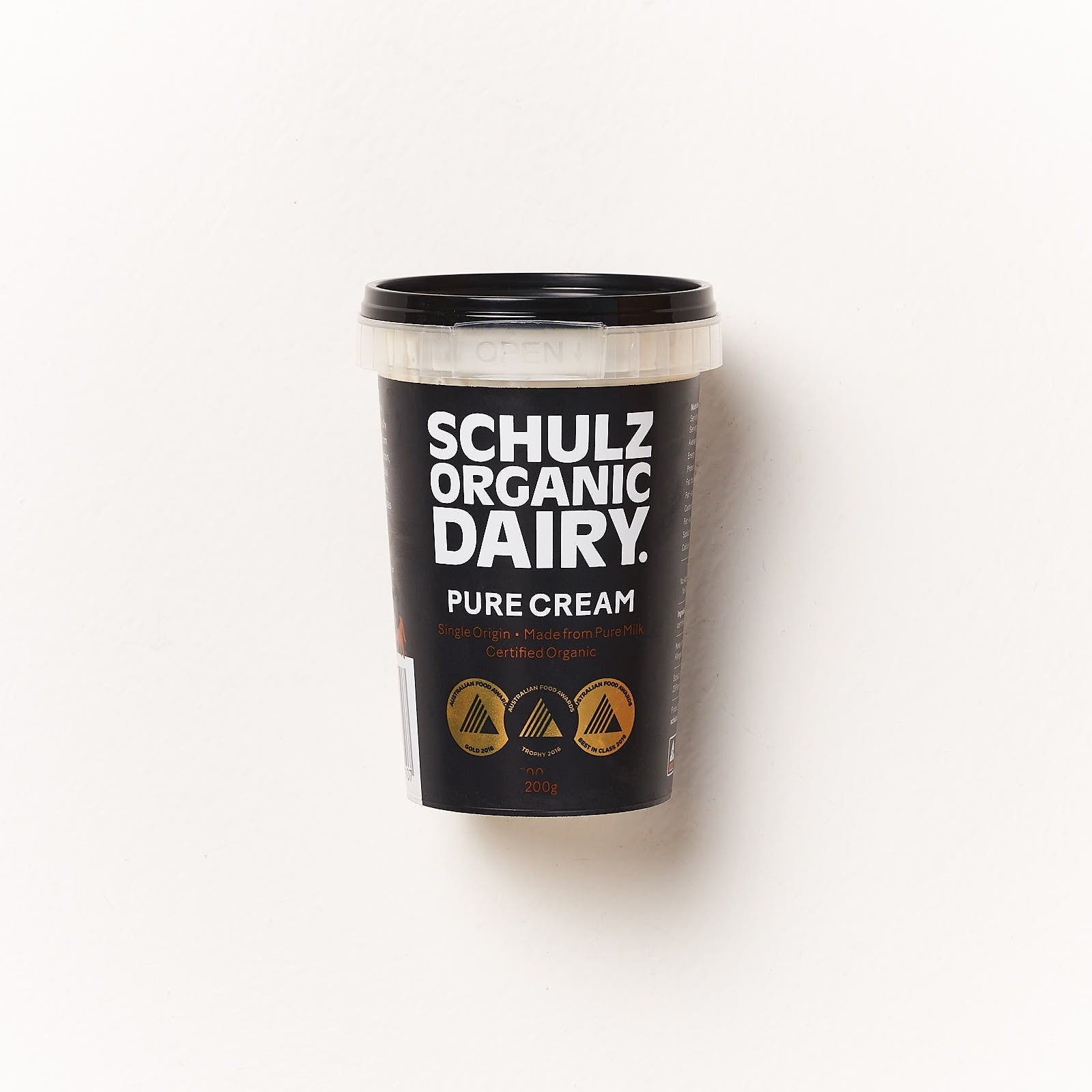Schulz Organic Pure Cream