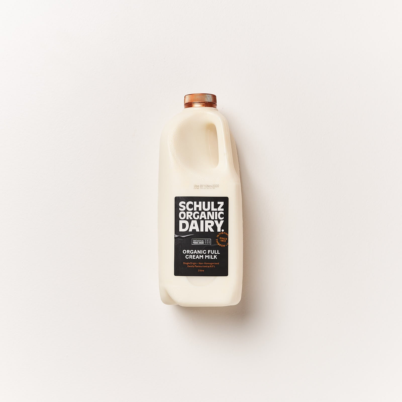Schulz Organic Full Cream Milk