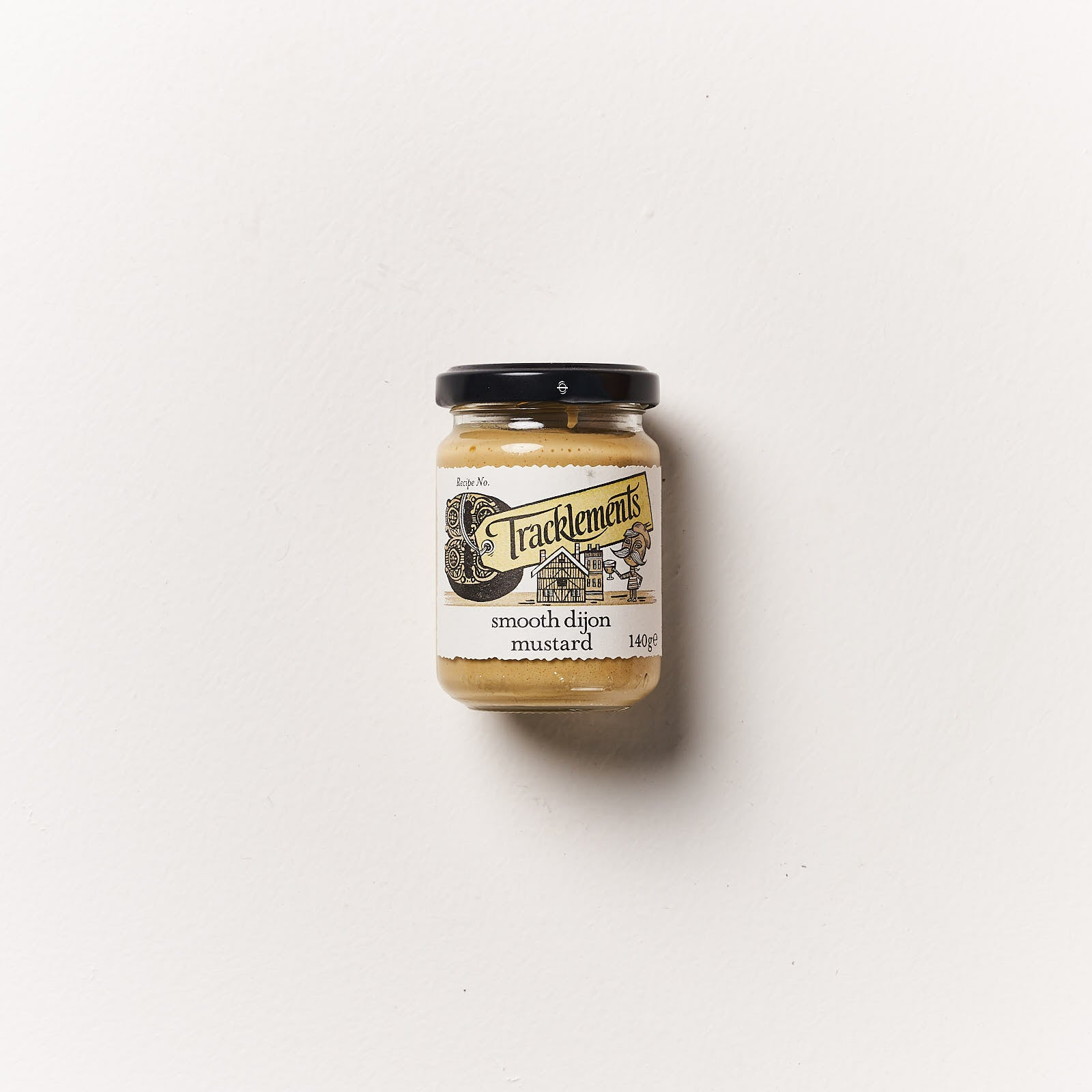 Tracklement Smooth Dijon Mustard